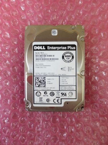 "NEW Dell EqualLogic 2.5"" 600Gb 10k 6Gbps SAS HDD 0Y4MWH Y4MWH 9TG066-157 CN04"